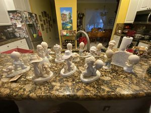 Jonathon & David Precious Moments Collection for Sale in Port St. Lucie, FL