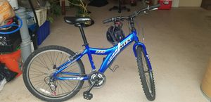 Giant MTX 225 bike and Helmet for Sale in Ellenwood, GA
