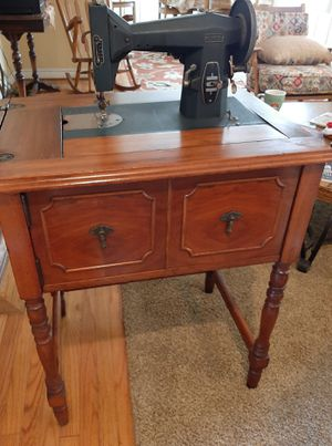 Antique Kenmore Sewing Machine...Sewing Machine Is Inoperable for Sale in Whittier, CA