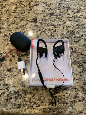 Powerbeats 3... Just like NEW with original packaging for Sale in Charlotte, NC