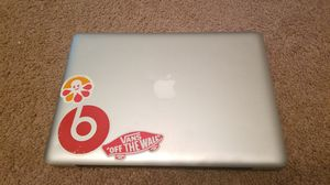 Macbook pro, used has one dent but in great condition, 2010, 13 inches. Has DVD room. for Sale in Cary, NC