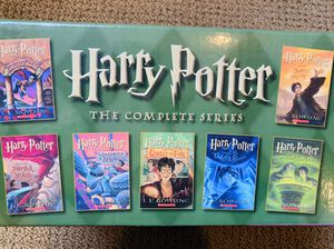 Harry Potter Complete Collection for Sale in Tampa, FL