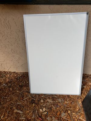 Dry erase board for Sale in Poway, CA