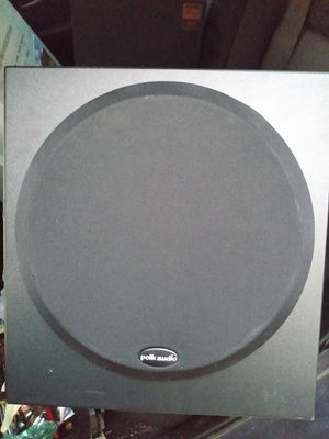 "Polk audio 12"" Sub woofer for Sale in Weldon Spring, MO"