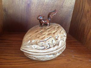 Squirrel cookie jar for Sale in Rialto, CA