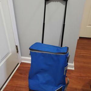 Rolling Cooler Bag for Sale in Garner, NC