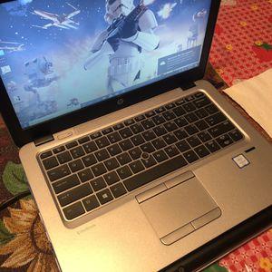 Small Laptop Not Heavy 12inch HP Elitebook Corei5 6th Gen 500gb Hd for Sale in Chula Vista, CA