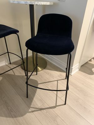 CB2 Bar Stools (Set of 2) for Sale in Washington, DC