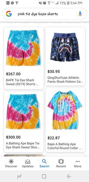 Bape shorts for Sale in Cape Coral, FL
