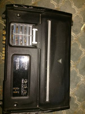 Kenwood Kac-9103D for Sale in Springfield, MA