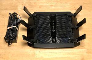 Netgear Nighthawk X6 R7900 WiFi Router for Sale in Las Vegas, NV
