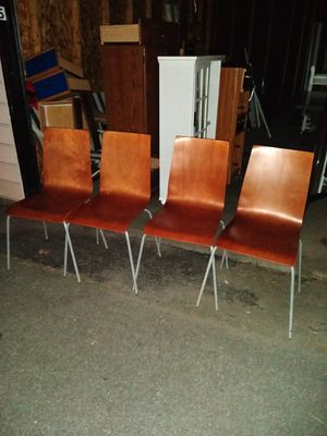 4 Nice unique chairs for Sale in Hilliard, OH
