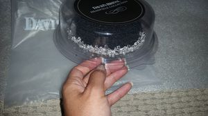 Tiara floral rhinestone headpiece for Sale in Cleveland, OH
