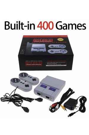 Super Nintendo mini clone with 400 classic games installed for Sale in Haines City, FL