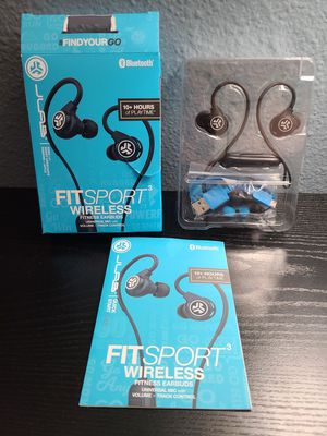 JLAB Wireless Fitness Earbuds for Sale in Las Vegas, NV