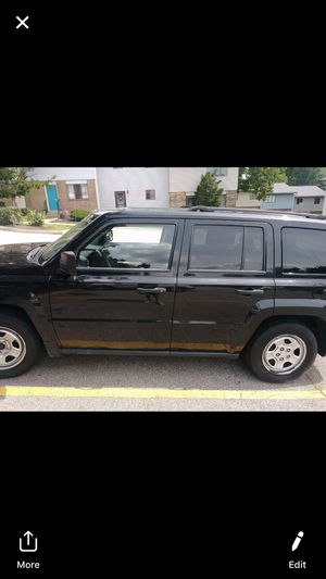 2008 black Jeep Patriot for Sale in Walton, KY