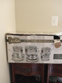 Stainless steel cookware for Sale in Washington,  DC