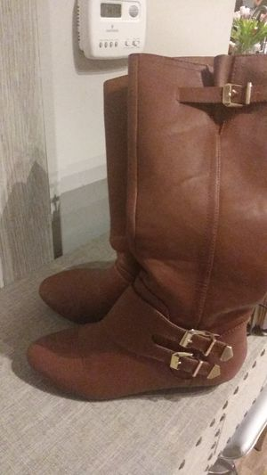 Peanut butter brown boots for Sale in Raleigh, NC