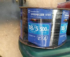 500ft Southwire sprinkler wire 50$boo BRAND NEW!! for Sale in Phoenix, AZ