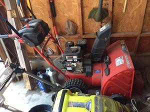 Troy-Bilt snow blower for Sale in Newark, OH