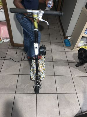 Goped scooter need new pull string and screws for gas can for Sale in Columbus, OH