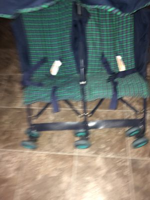 Twins double stroller for Sale in Midlothian, VA
