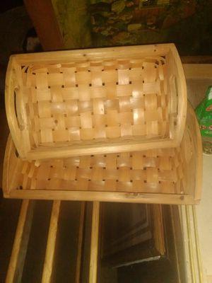 Wicker baskets for Sale in Rolla, MO