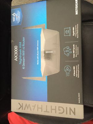 Night hawk AX3000 router never used for Sale in Apache Junction, AZ
