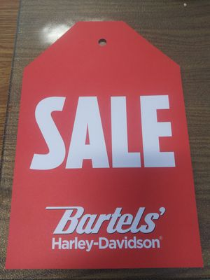 Harley Davidson Sold Tags for Sale in Marina del Rey, CA