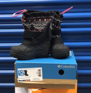Columbia Snow Boot, Kids Size 12 for Sale in Downey, CA