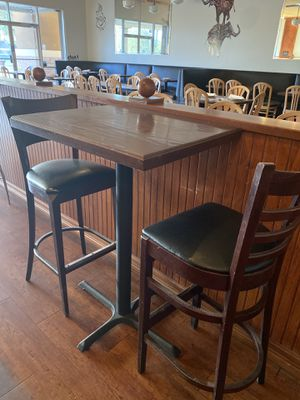 High top wooden table for Sale in Scottsdale, AZ