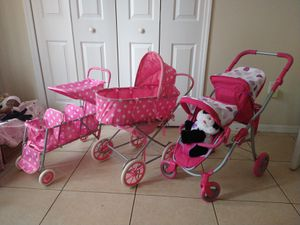 Doll Strollers for Sale in Poinciana, FL