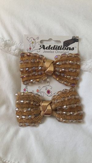 Crystal decorative bows for Sale in Midland, TX