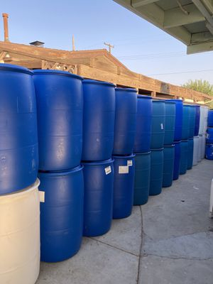 55 gallon barrel for Sale in Palmdale, CA