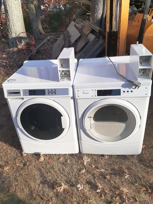 Coin OP washer and dryer for Sale in Burrillville, RI