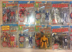 Vintage toybiz/marvel/Spider-Man Toys! for Sale for sale  Staten Island, NY