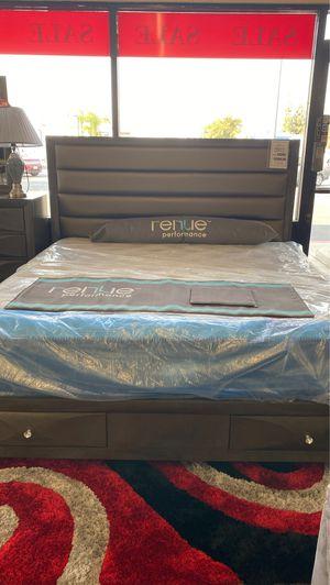 4 pc ek bedroom set for Sale in Fresno, CA