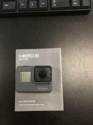 GoPro Hero 5 for Sale in Lakeland, FL