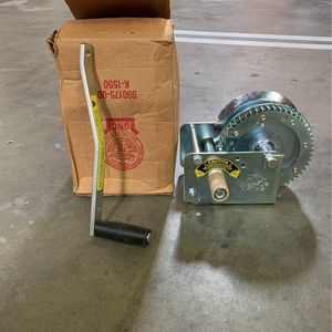 Fulton 1550 work Winch for Sale in Oceanside, CA
