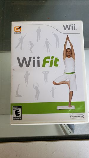 Wii Fit (Game Only) for Sale in Elk Grove, CA