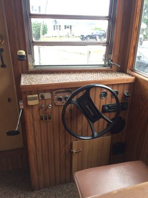 Hydrodyne 1970 Houseboat for Sale in Dresden, OH