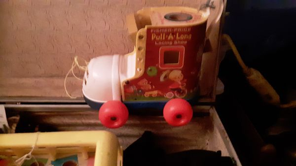 Collectible Fisher Price toys