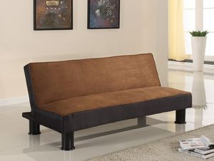 2 tone futon sofa bed (new) for Sale in San Francisco, CA