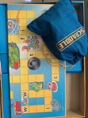 Scrabble game 2 in 1 for Sale in Miami, FL