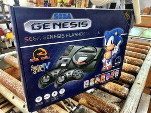 SEGA Genesis Flashback Game Console for Sale in Ridgefield, WA
