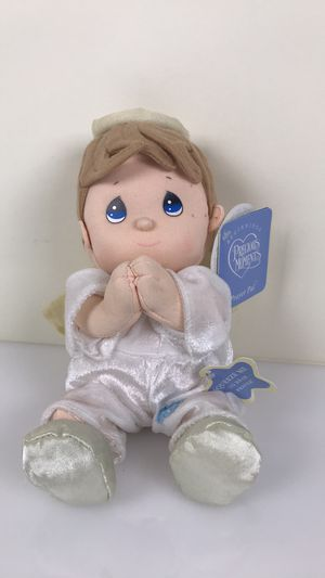 Precious Moments Plush prayer pal - boy angel for Sale in Austin, TX