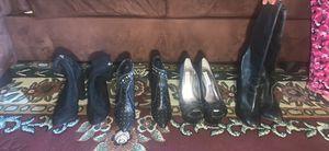 Heels & boots for women for Sale in El Cajon, CA