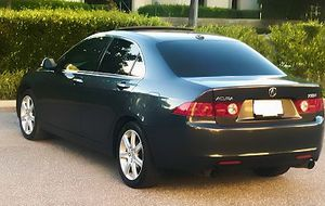 Color Black 2OO5 Acura One Owner 1000$ for Sale in Arlington, TX