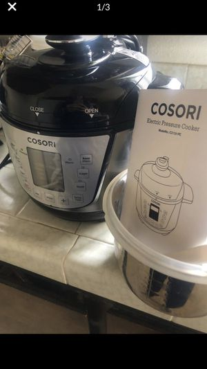 Cosori Electric Pressure Cooker - Small for Sale in Merced, CA