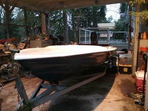 17 foot Tahiti type ski boat for Sale in Kent, WA